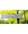 25 jaar decoratie banner 180 x 40 cm