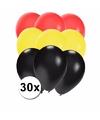Duitse feest ballonnen 30 st