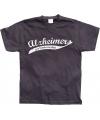 Zwart Alzheimer t-shirt