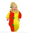 Baby pakje clown slaapzakje