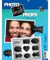 Photo booth stokjes beschrijfbaar