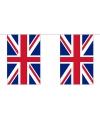 Vlaggenlijn Groot-brittannie 9 meter