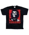 Zwart Asesino t-shirt