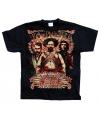Zwart Ya Basta t-shirt
