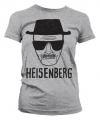 Grijs Heisenberg Sketch t-shirt voor dames