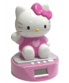 Hello Kitty alarm wekker met muziek