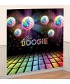 Muurdecoratie jaren 70 disco
