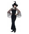 Halloween outfit zwarte heks