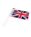 Zwaaivlaggetjes Engeland 10 stuks