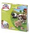 Hobbymateriaal Fimo kids pakket boerderij