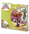 Hobbymateriaal Fimo kids pakket huisdier