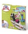 Hobbymateriaal Fimo kids pakket pony