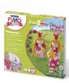 Hobbymateriaal Fimo kids pakket prinsessen