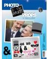 Photo booth prop accessoires bruiloft