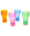 Gekleurd kinder drinkglas met licht