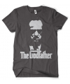 Donkergrijs The Godfather t-shirt