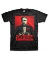 Zwart The Don t-shirt