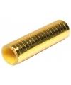 Party serpentine in goudkleur