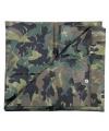 Camouflage dekzeil groen 2 x 3 meter
