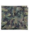 Camouflage dekzeil groen 5 x 6 meter