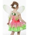 Groene vlinder vleugels voor kinderen