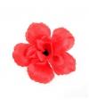 Haarspeld met een rode roos