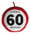 60e verjaardag kussentje