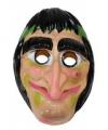 Sprookjes heksenmasker Adrienne