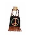 Hippie jaren zestig tas Peace
