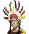 Indianen hoofd tooi