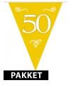 50 jaar getrouwd versiering pakket