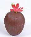 Kokosnoten bekertjes