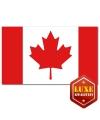 Canadese landen vlaggen