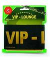 Party lint met VIP lounge opdruk