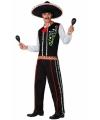 Mexico outfit voor heren