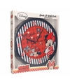 Minnie Mouse rode klok 3D