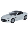Oxford modelauto Jaguar F-Type wit