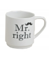 Mr Right bekers