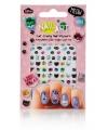 Feest nagel sticker pakket poesjes