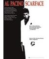 Scarface film poster Al Pacino