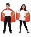 Rode superheld cape voor kids