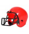 Rugby helm rood voor kids