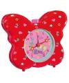 Rode vlinder wekkers