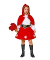Roodkapje kostuum voor kinderen