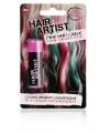 Haarverf in de kleur roze