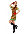 Mexicaanse outfit voor dames