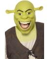 Shrek masker latex materiaal