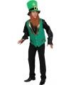 Saint Patricks Day gnoom jasje voor heren