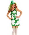 Saint Patricks Day sexy jurkje voor dames