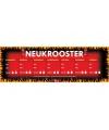 Neukrooster, per week Sticky Devil sticker
